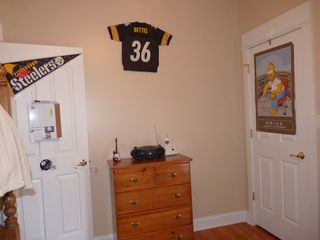Youngest son's room